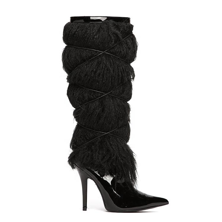 Kaufen Sie im Großhandel Frauen Schnee Stiefel Weiß 2020 zum