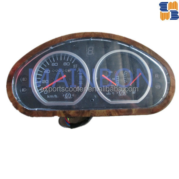 CNG spare parts meter digital gasoline engine spare parts for CNG model TGB-60 hot