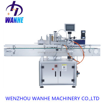 J600 Non-dry glue Bottle Labeling Machine