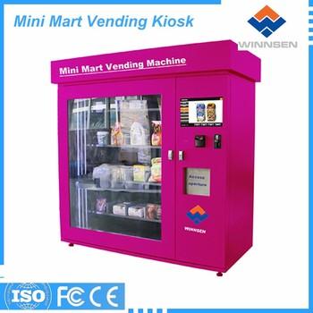 Headphone/sim Card/case Mini Mart Vending Machine - Buy ...