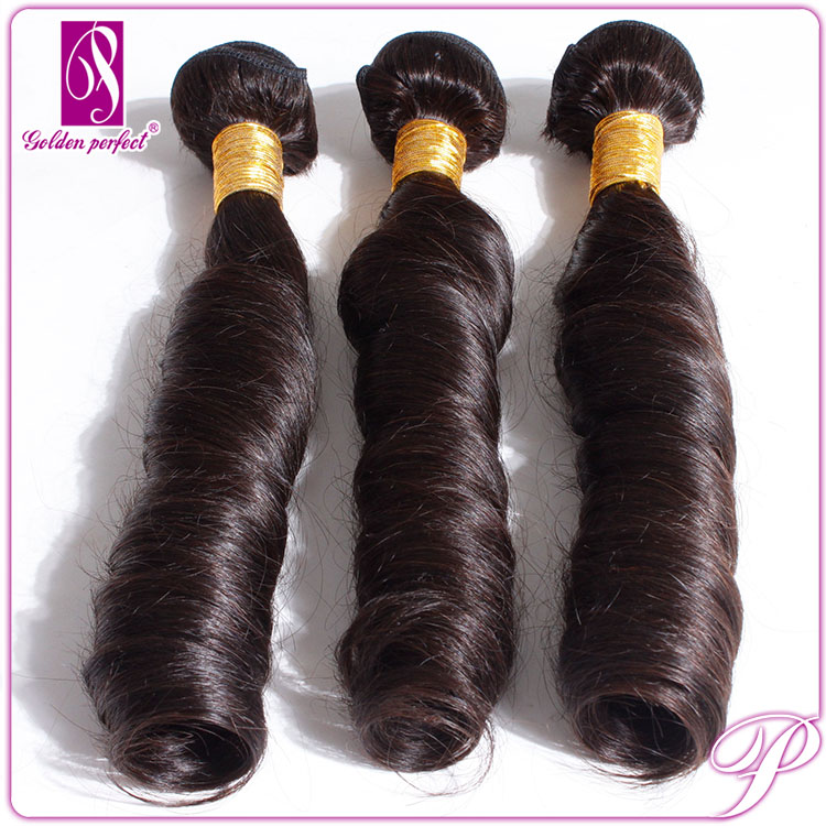 New Arrival Hot Style Super Loose, 2 Piece Per Set 18 Inch Peruvian Virgin <strong>Hair</strong> from Peru