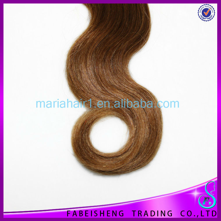 Factory Wholesale For Top Grade Tangle and shedding Free Hair Weaving Cheap Ombre Jessica Simpson Hair Extensions