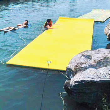 New Design Xpe Water Floating Mat Factory Supply High Durable ...