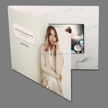 Gift item 7 inch promotional video card, video mailer