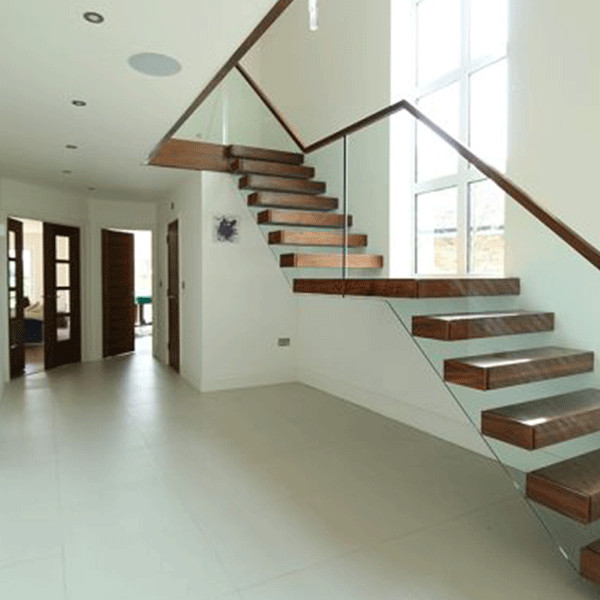 Modern Staircases Open Staircase Floating Stair Kits Buy Modern