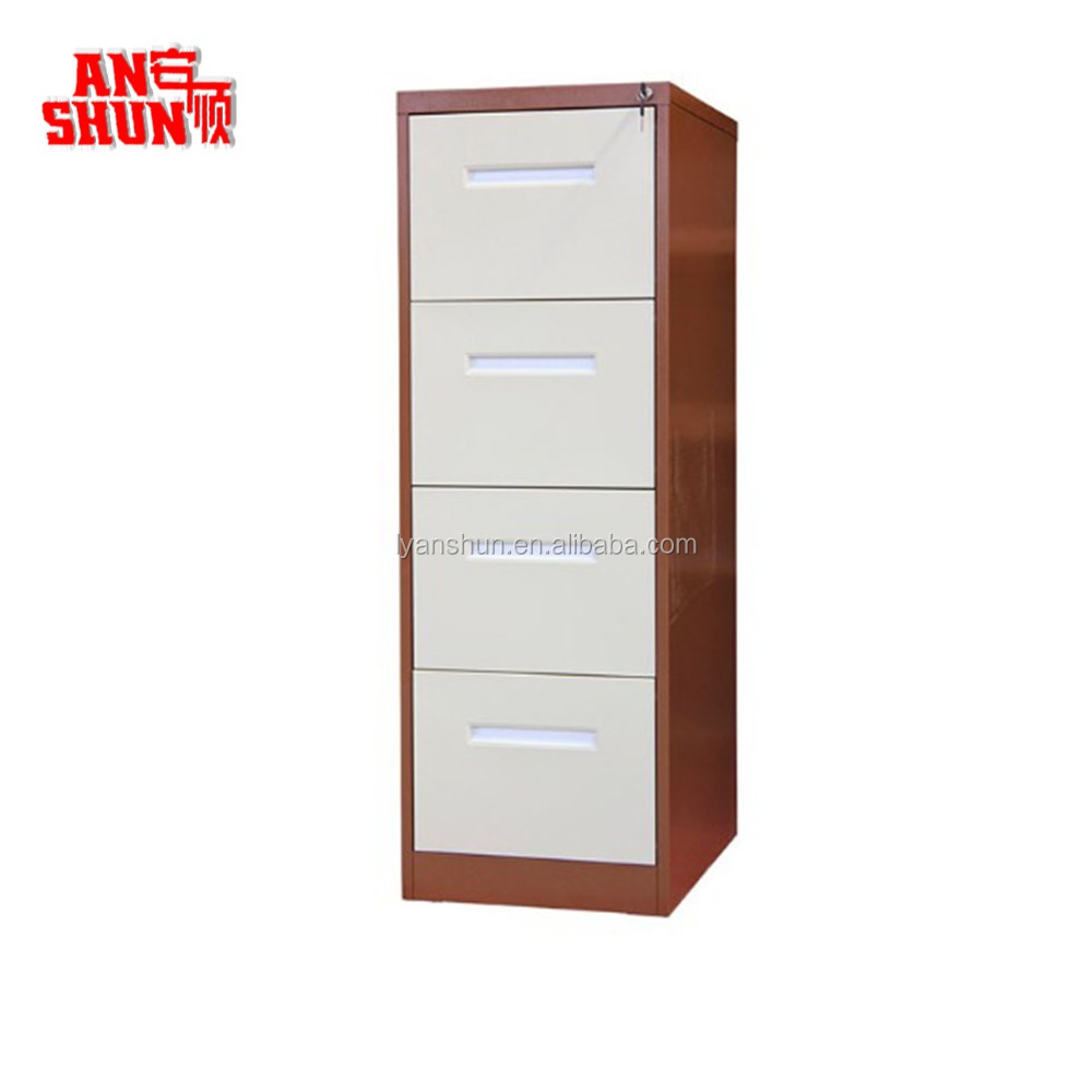 China supplier high quality office furniture godrej 4 drawer steel filing cabinet