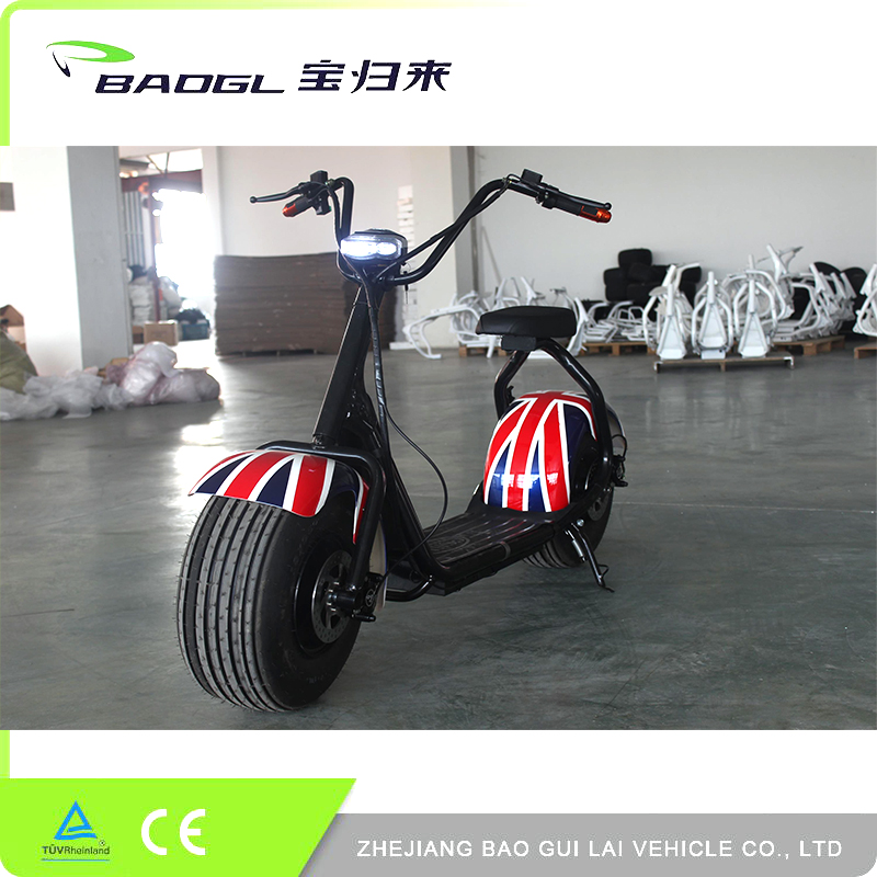 Hotsale Made In China Vintage Bike Popular electric scooter 800w citycoco scooter