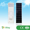 IP65 IP Rating and 60W Street Lights Item Type solar power street light