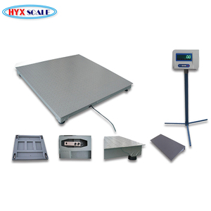 2018 Hot Sell Factory Price Optional Type Ntep 1 Ton Stainless Steel Waterproof 10000kg 1000kg Bench Floor Weight Scale Machine