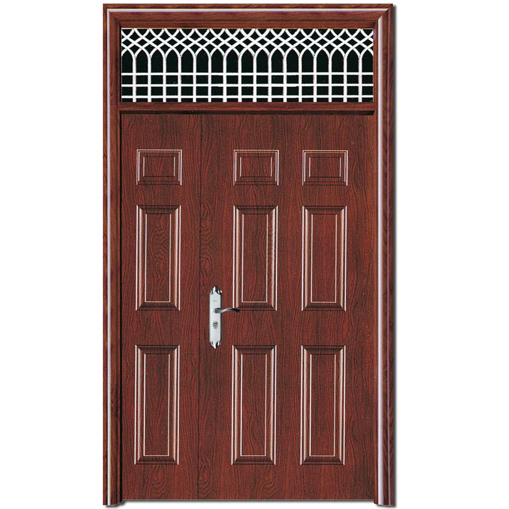Hs 1873 American Door Grill Design Catalogue King Steel