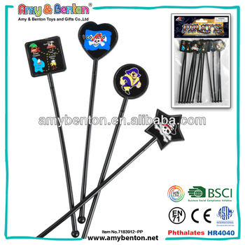 high quality party decorations kids plastic craft bully sticks buy party decorations kids. Black Bedroom Furniture Sets. Home Design Ideas
