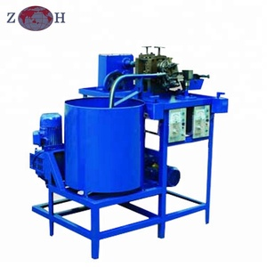 Stainless steel flexible hose making machine for drainage purpose