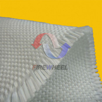 Texturized fiberglass rolls fiberglass plain weaving for Fiberglass insulation fire rating