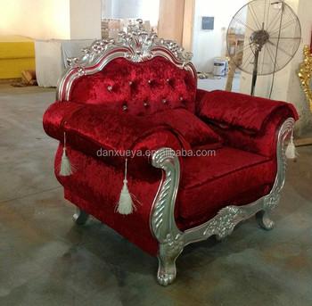 red velvet sofa. Elegant Antique Sectional Hotel Lobby Red Velvet Sofa
