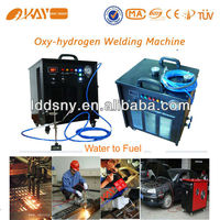 Small Size Medium Gas Flow Oxyhydrogen Generator OH600 of Okay Energy + Gas Output 650 Liters/h