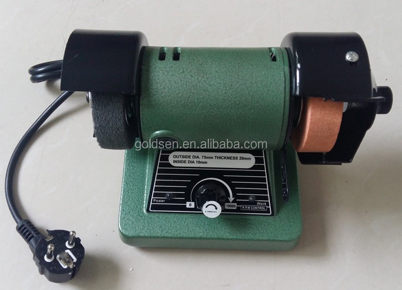 Terrific Tolhit 75Mm 3 200W Hobby Small Bench Polisher Grinder Electric Portable Mini Surface Grinding Machine Buy Mini Surface Grinding Machine Mini Bench Ibusinesslaw Wood Chair Design Ideas Ibusinesslaworg