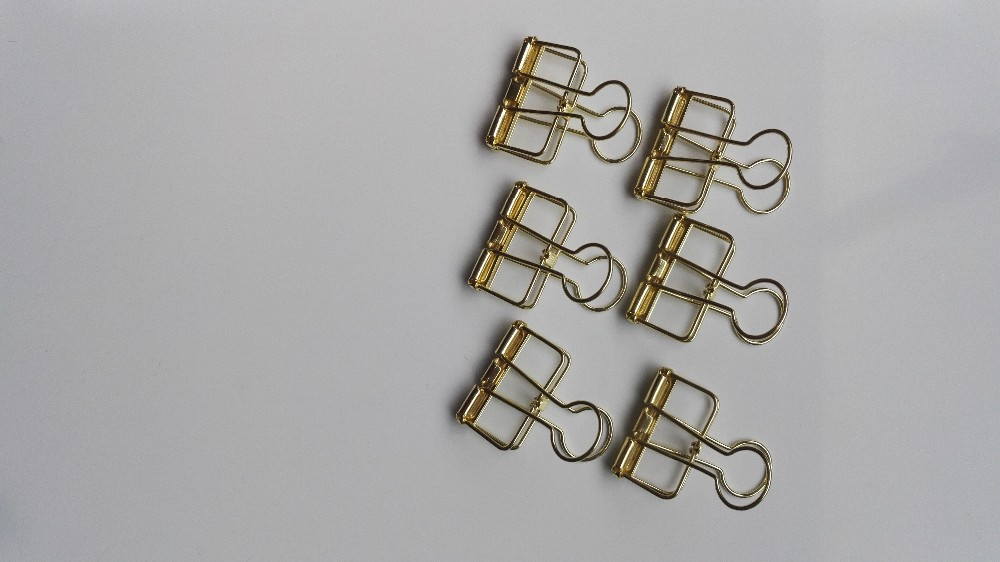 19mm metal wire binder clip