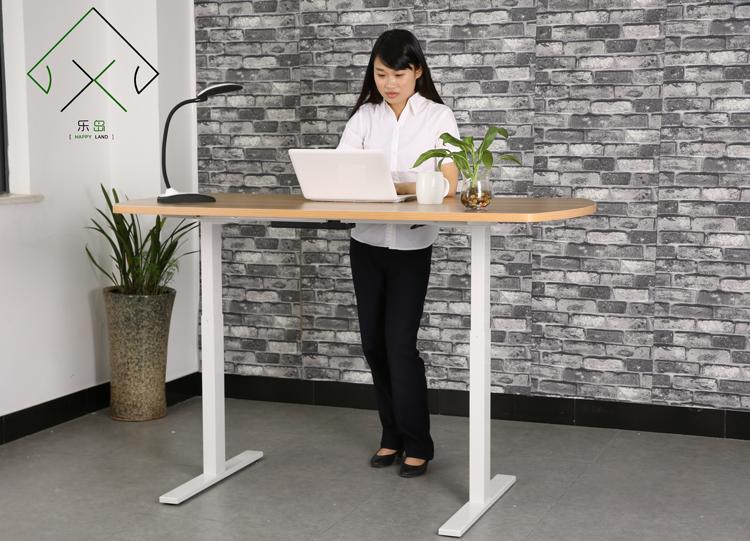 Executive flexibele kantoor tafel ontwerp vouwen verstelbare tafel
