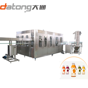 Fruit juice making small factory productions machine