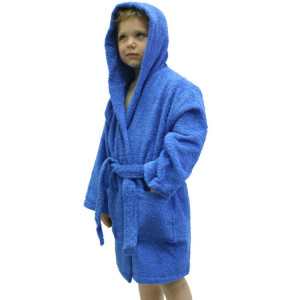 0d24234c81 Kids Cotton Terry Bathrobes
