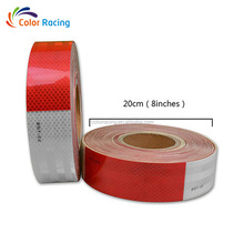 Reflecitve DOT-C2 Tape for Road Transportation and Dangerous Chemicals Vehicle of The Ministry of Public