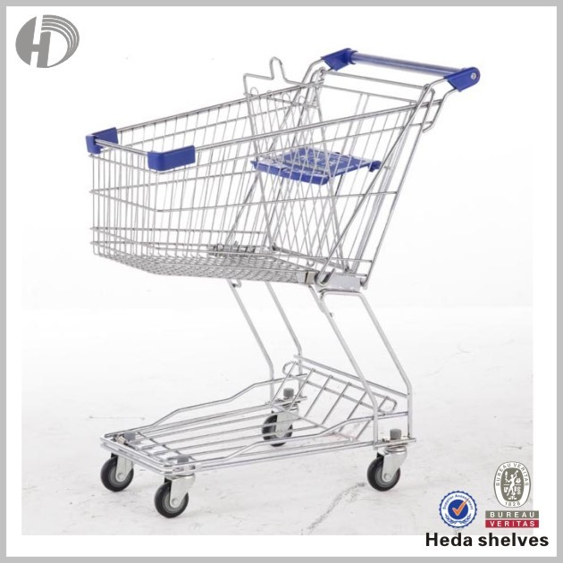 New China Suppliers Supermarket Sales Trolley