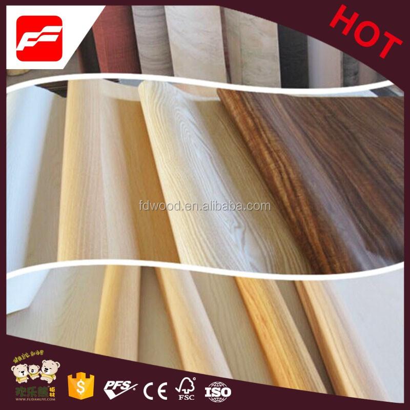 Venature del legno stampato base di carta decorativa per - Mobili di carta ...