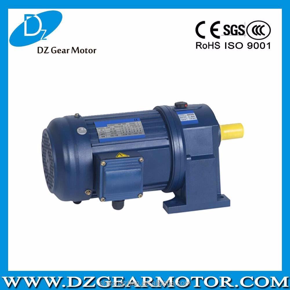 Manufacturer 1hp Electric Motor 110v 1hp Electric Motor