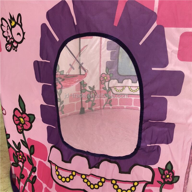 Hot Sale Kids House Top Quality Castle Princess Tent  For Kids