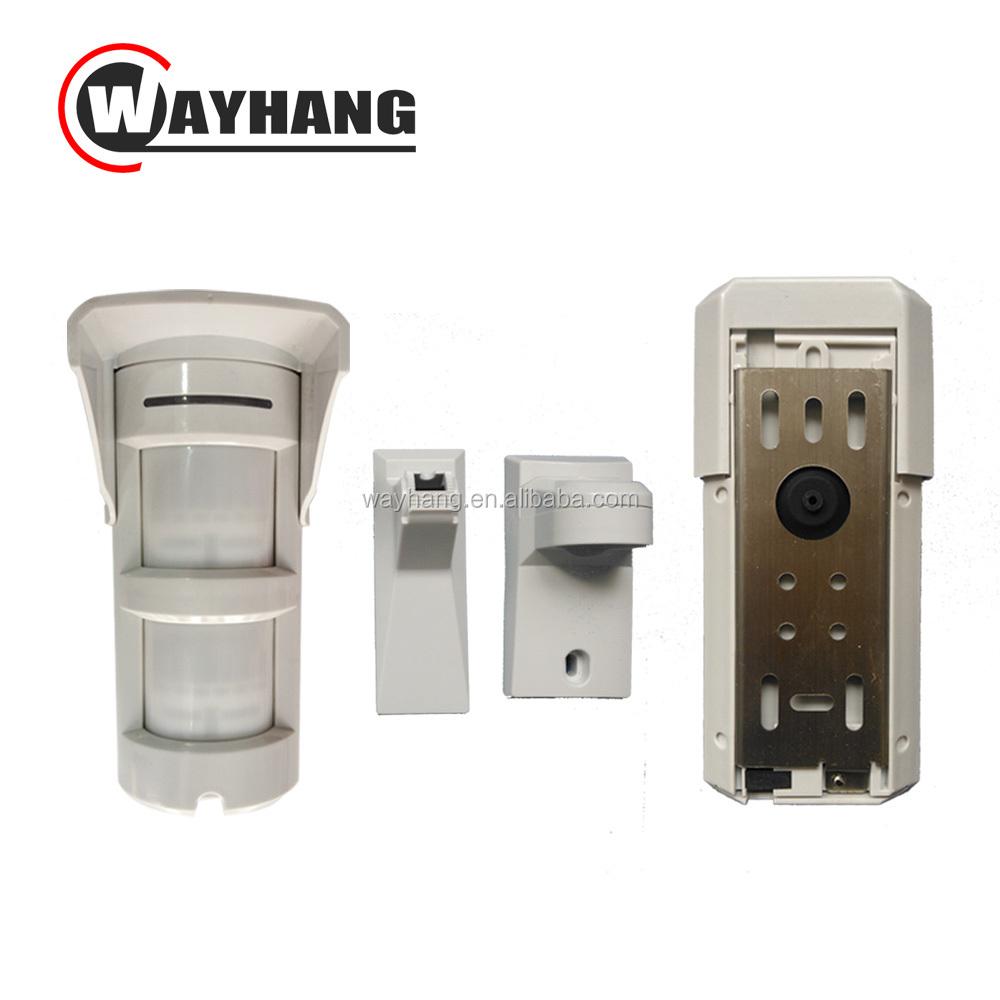 Outdoor Dual Passive Infrared Pir Detector For Security Alarm System Sensor Based Secuirty Buy Detectoroutdoor Detectorpir