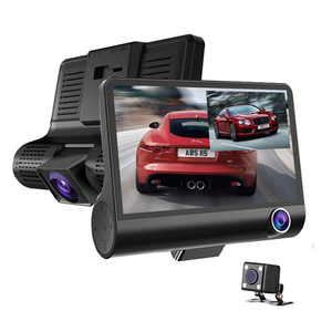 Particular Design Shenzhen Dash Cam Three-way Camera Full HD 1080P Car Parking Camera With G-Sensor
