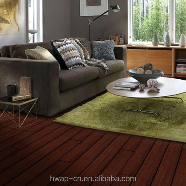 Woonkamer vinyl pvc vloeren tegels 2.0mm anti- slip pvc vloeren ...