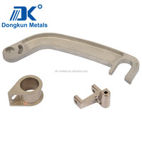 cast iron parts grey iron sand casting components QT400 GGG40 ISO 9001 OEM customization Engineering design service