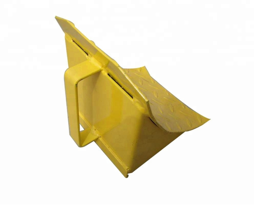 Top Quality Trucks/Cars/Trailers Welded Cast Steel Chock WC004S