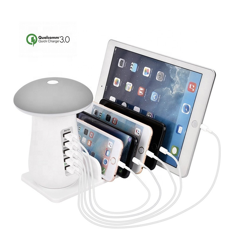 5 in 1 Stand Power Multi Tablet Telefoon Dock Meerdere Laadstation