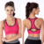 Wholesale Women Supplex Sexy Back Sports Yoga Bra Yoga Bra Top