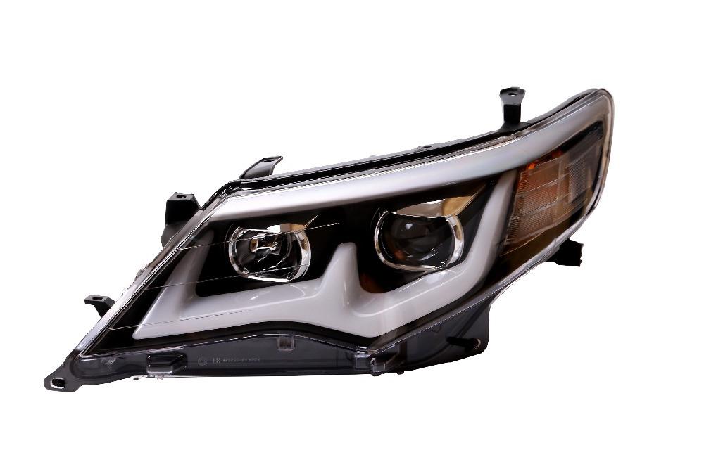 pour toyota camry 2012 up 12 v phare de voiture dans eclairages et clignotants de automobiles et. Black Bedroom Furniture Sets. Home Design Ideas