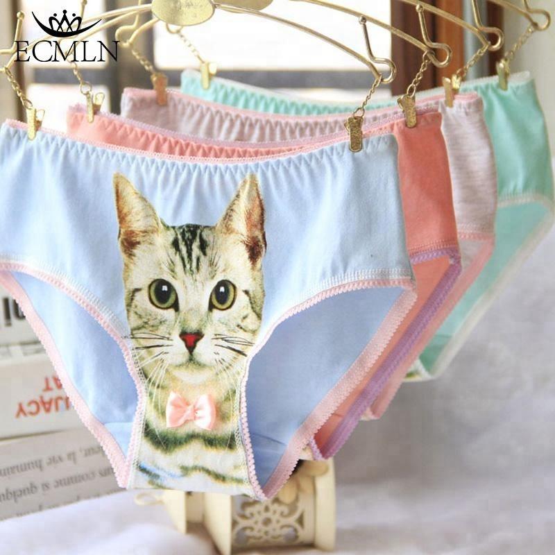 815dcf35d7 Cat Panties
