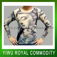 Religious Design Tattoo T Shirts Wholesale