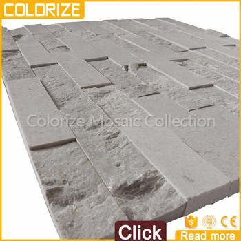 Outdoor Stone Wall Tile Adhesive Synthetic Slate