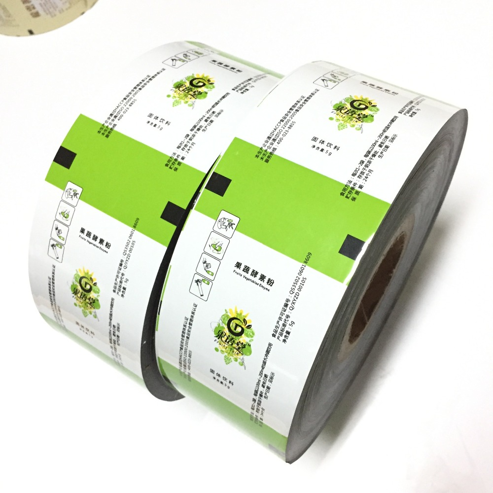 Wholesale laminate stretch film roll for food packaging