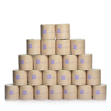 Virgin Bamboo Pulp Paper Toilet Paper in Rolls for Bathroom