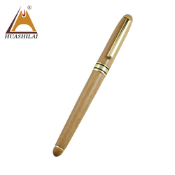 Gift promotional Environmentally recycled Bamboo pen Bamboo fountain Pen with Bamboo box