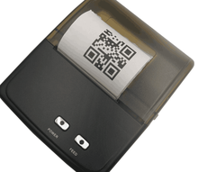 Draagbare Bluetooth thermische barcode printer 58mm