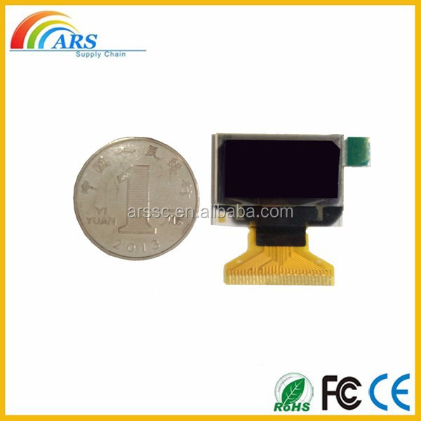 0.96'' mini size oled display with 128x64 oled display and small lcd