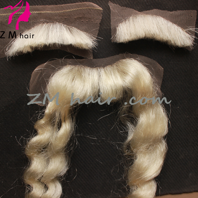 Fake Wholesale Yak Hair Lace Santa Claus Mustache And Eyebrows Buy