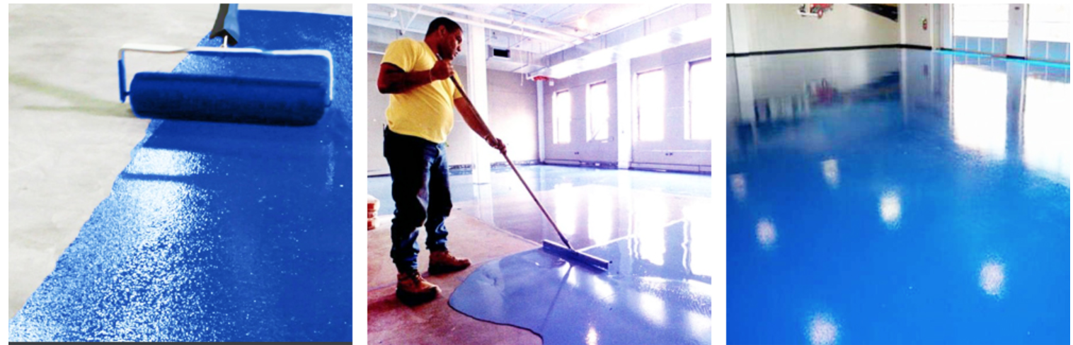 Natural Defoaming High Quality Epoxy Resin For 3d Floor
