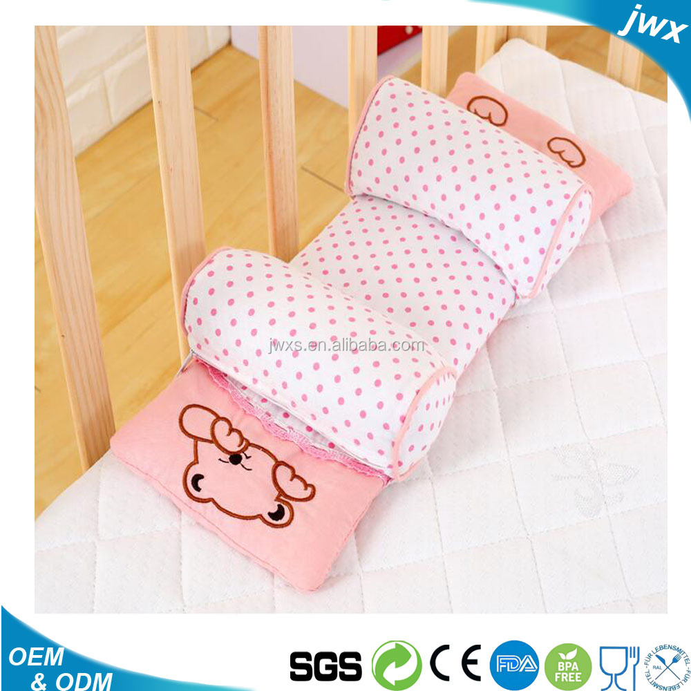 Hot Sell Baby Head Pillow with Buckwheat, Neck Pillow Case Cover OEM Producer