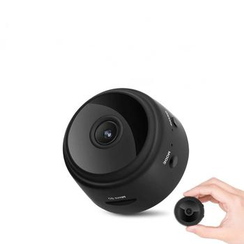 Mini IP Camera WiFi Hidden Camera Wireless HD 1080P Indoor Home Small Mini Cam Security Camera Nanny Cam with Motion Detection