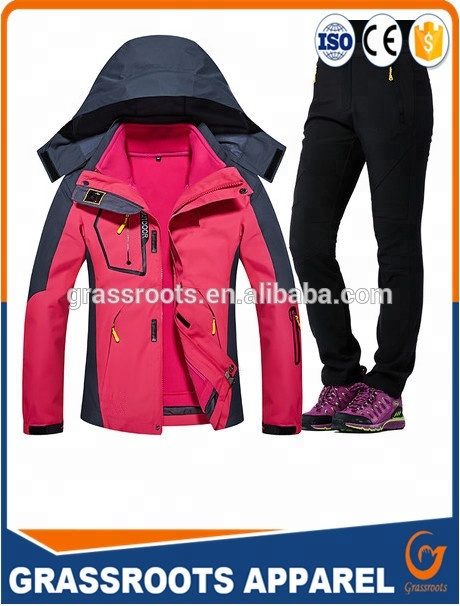 Customized high quality Mens Winter Softshell Electrical Heating Jacket